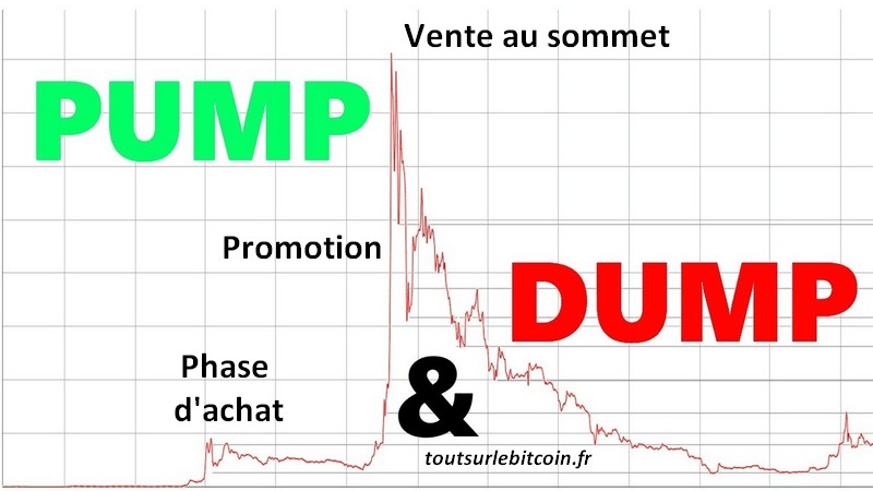 Schémas de Pump and Dump